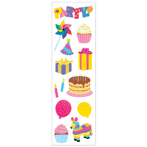 Party Time Stickers