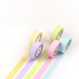 Pastels Washi Tape Set