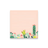 Prickly Pear Notepad