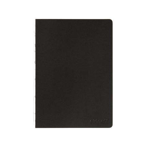 Raw Black Notebook