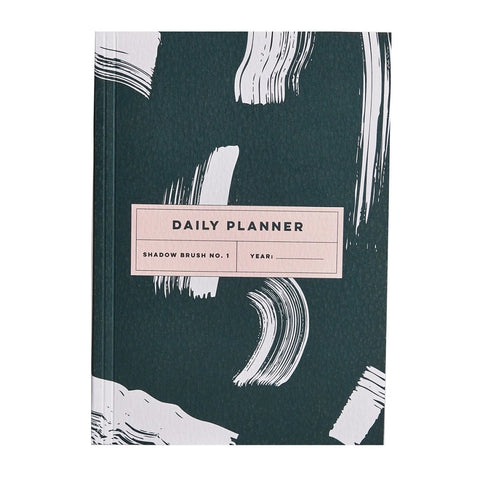 Shadow Brush Daily Planner