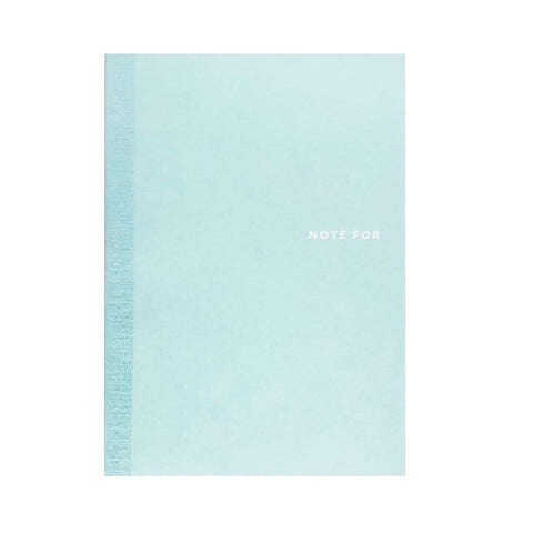 Sky Blue Notebook