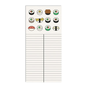 Sushi Bar Notepad