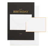 Tiny Birthday Message Card