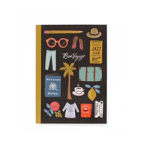 Travel Essentials Journal