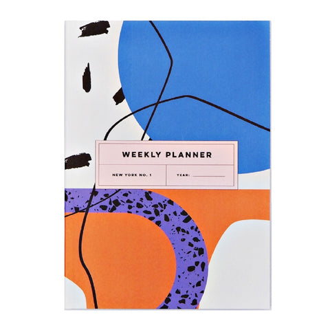 New York Weekly Planner