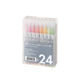 Watercolor Brush Pen Set of 24