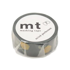 Yellow Flowers Washi Tape