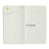 Silver Moment Pocket Planner