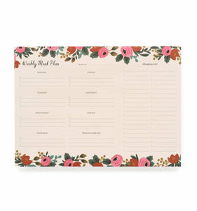 Rosa Meal Planner