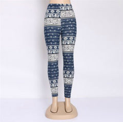 Elephant Yoga Leggings