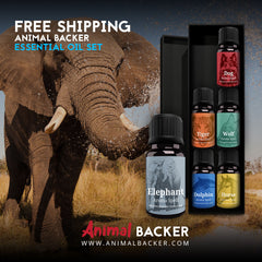 ANIMAL BACKER ESSENTIAL OIL SET