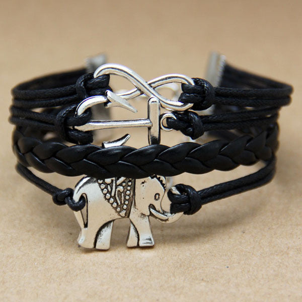 FREE Elephant Love Bracelet Set