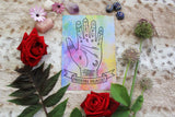 A5 Print - Parenting Palmistry - Coven of Mothers Collection