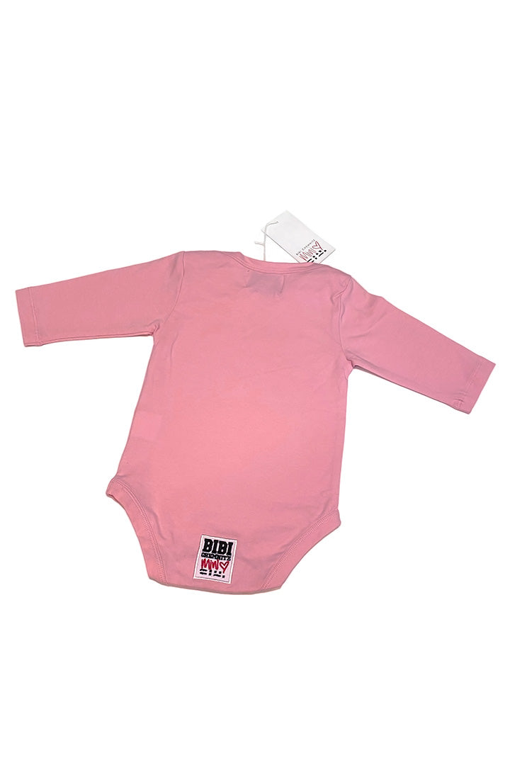 Logo Baby Body (Rose)