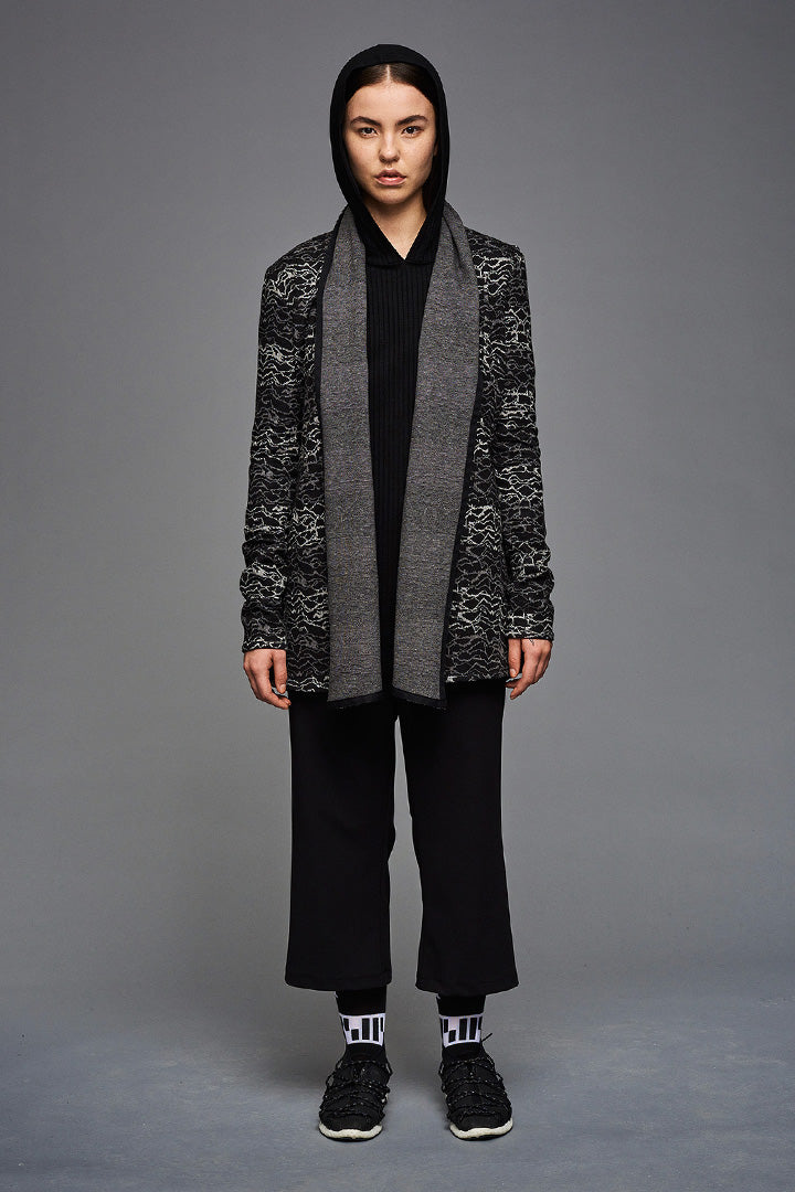 Black Mountain Open Cardigan