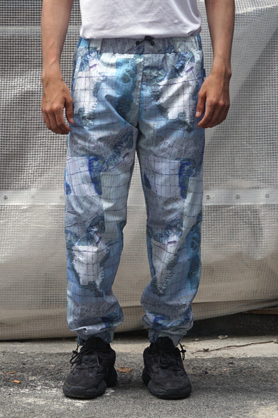 Maps Nylon Track Pants (unisex)
