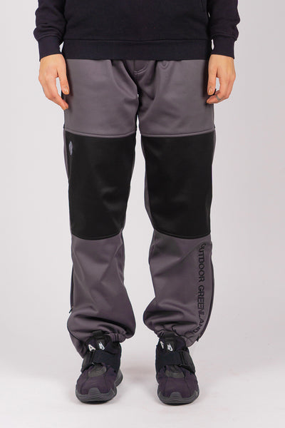 Grey Soft-shell Trekking Pants (unisex)