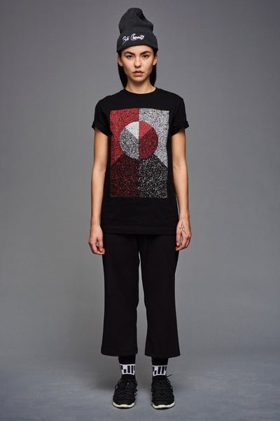 Black Flag Mosaic T-shirt (UNISEX)