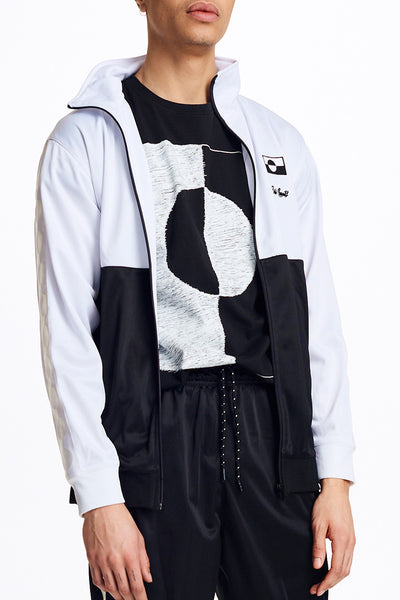 Flag Tracksuit Jacket