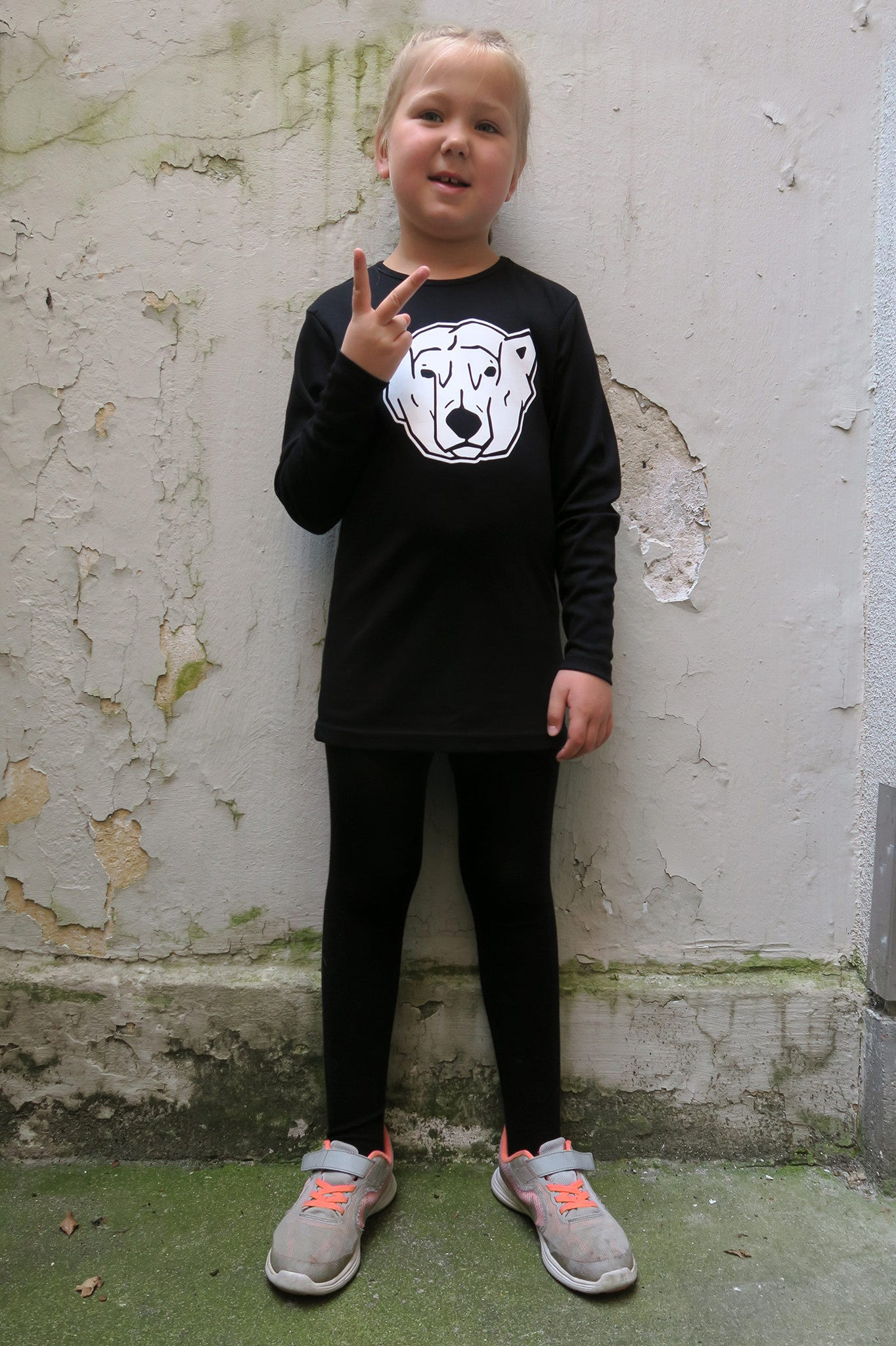 Polar Bear Long Sleeve