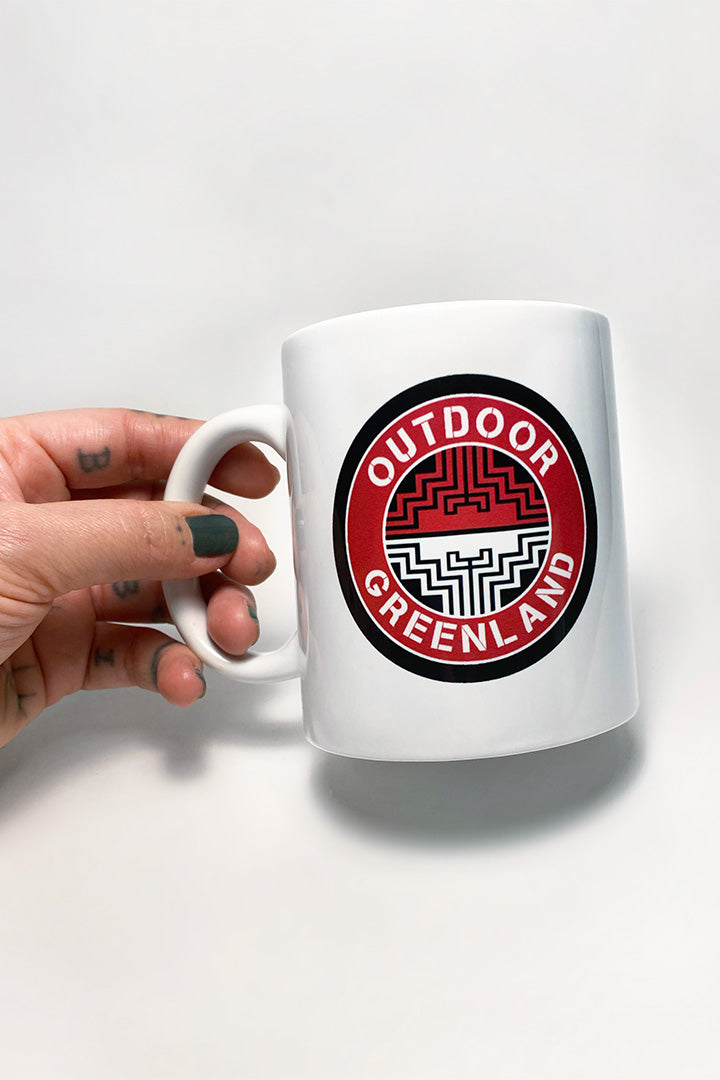 Outdoor Greenland Coffee Mug