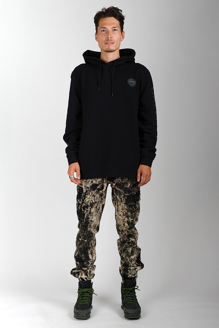 Black Outdoor Greenland Hoodie (unisex)