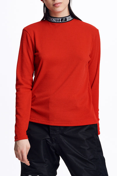 BIBI Turtleneck (red)