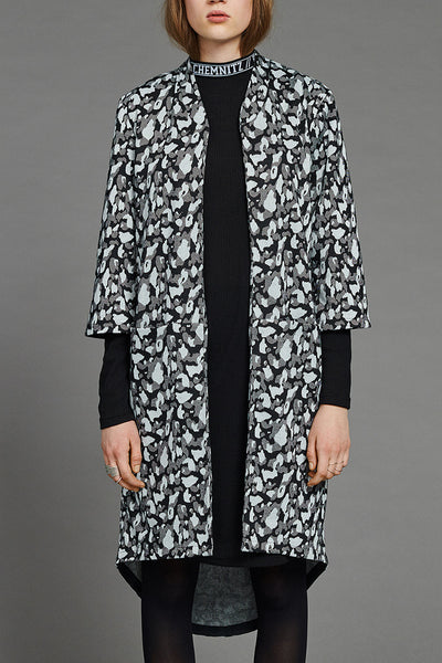 Siku Long Open Cardigan