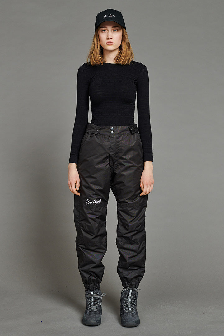 Taslan Zipper Ski Pants (unisex)