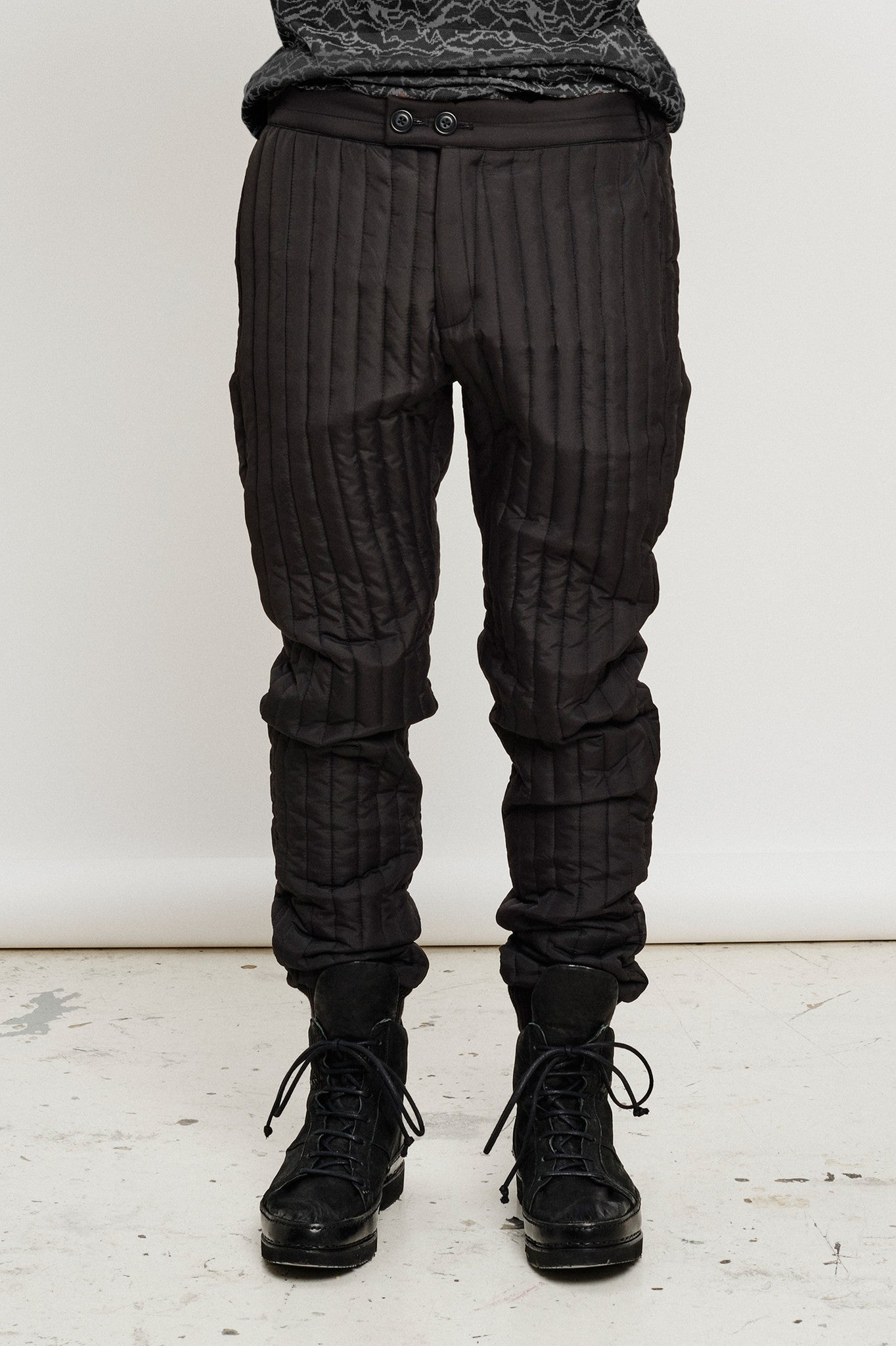 BIBI CHEMNITZ black thermo pants. Warm and looking good at the same time!