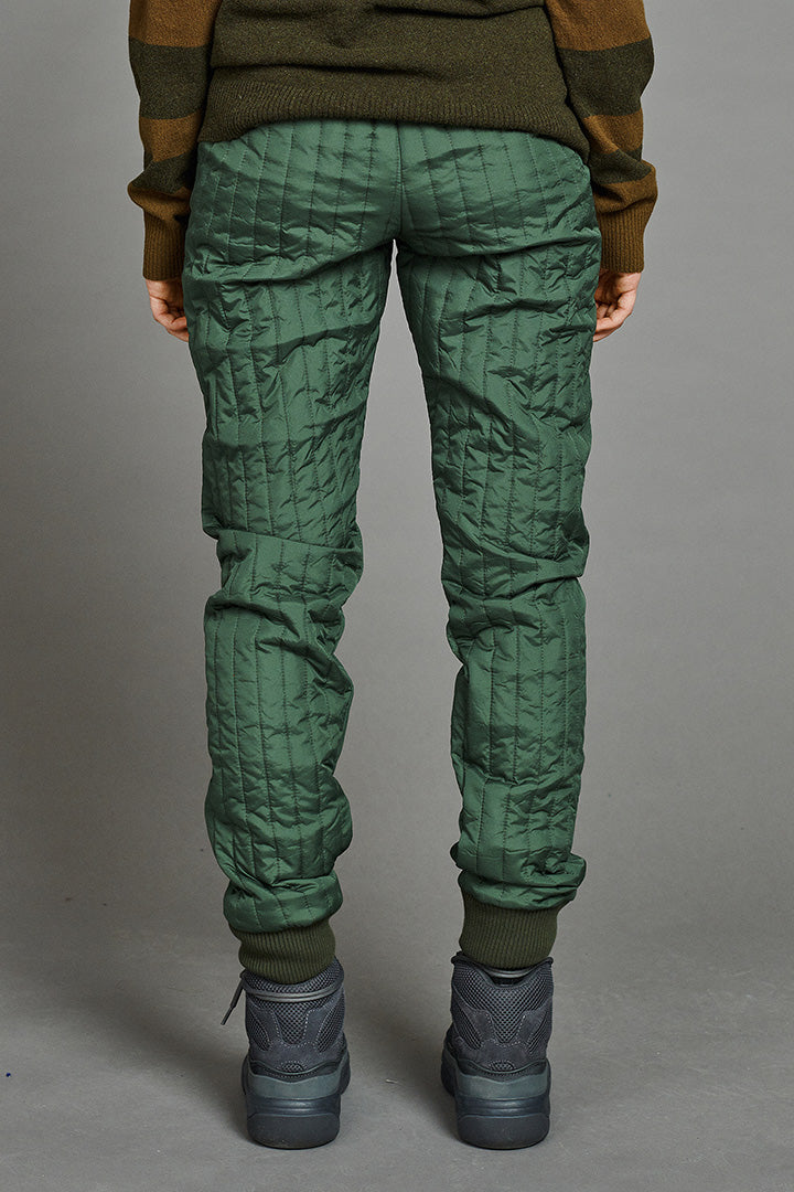 Army Green Thermo Pants (unisex)