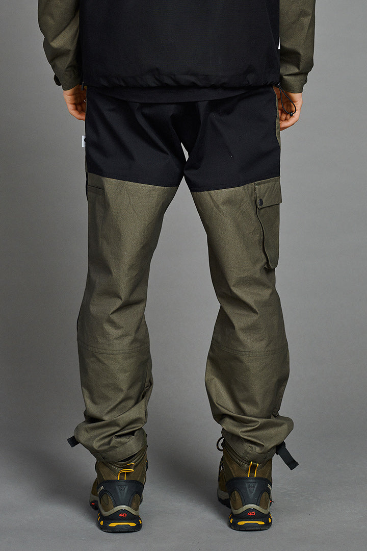 Outdoor Greenland Trekking Pants (Army Green)(Unisex)
