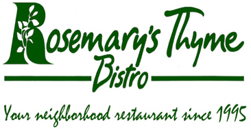Rosemary's Thyme Catering & Special Events