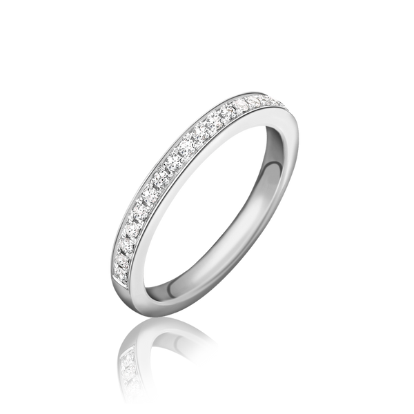 Platinum Set Diamond Ring