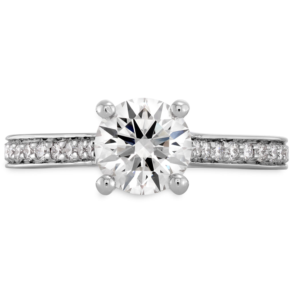 Enticement Engagement Ring