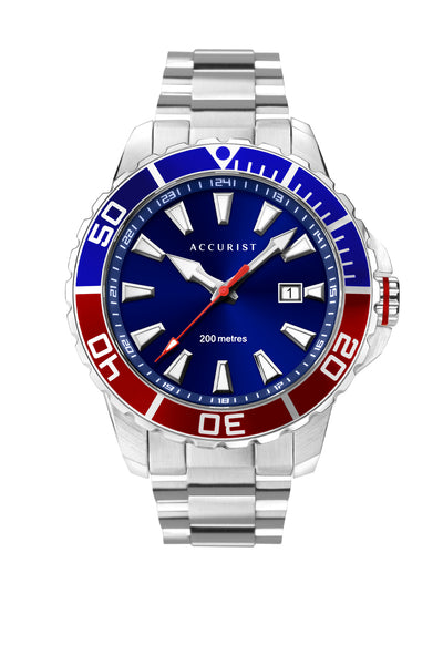 Men's Diver Style Watch