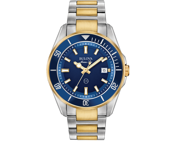 Marine Star Men's Watch