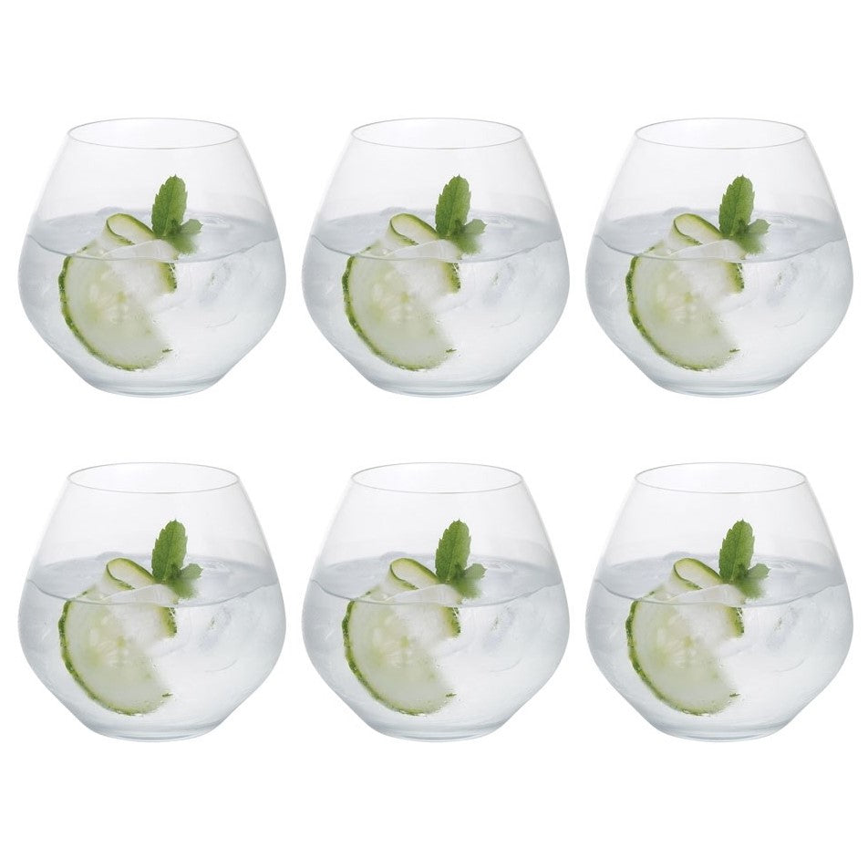 Stemless Copa Party 6 Pack