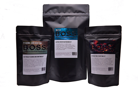 B.O.S.S. Kit Basic Bundle