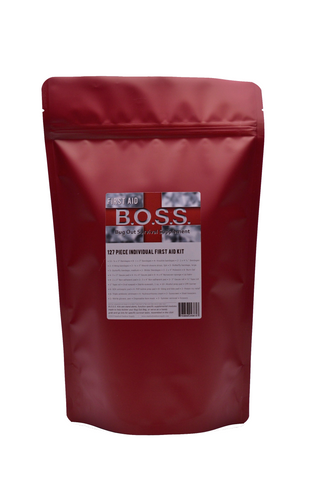 First Aid B.O.S.S.- Bug Out Survival Supplement