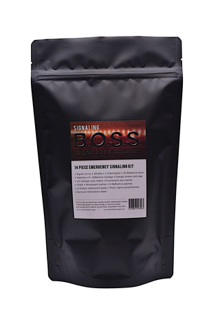 Signaling B.O.S.S.- Bug Out Survival Supplement
