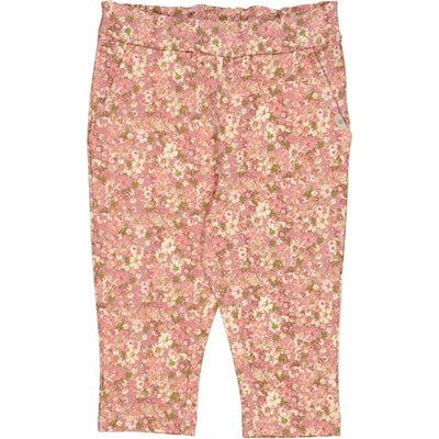 Wheat Bukser Hasel Trousers 2475 rose flowers