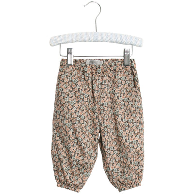 Wheat Bukser Malou Trousers 1063 ink flowers