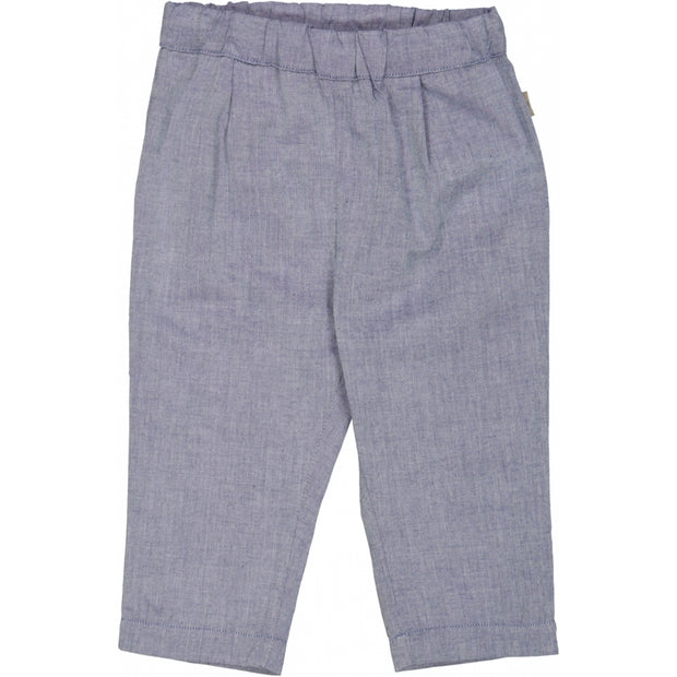 Wheat Bukser Nate Trousers 1043 blue