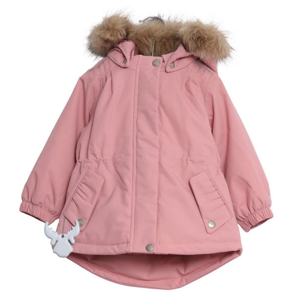 Jacket Tusnelda - Jackets (blush / 74/ 9m) | Wheat Outerwear