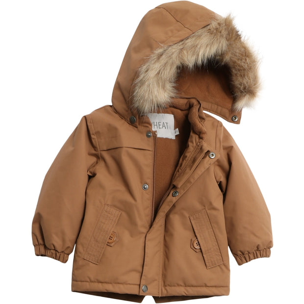 Wheat Outerwear Jakke Julian Jackets 5073 caramel