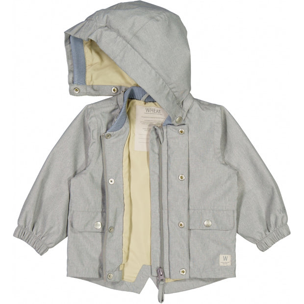 Wheat Outerwear Jakke Manou Jackets 1207 dove melange