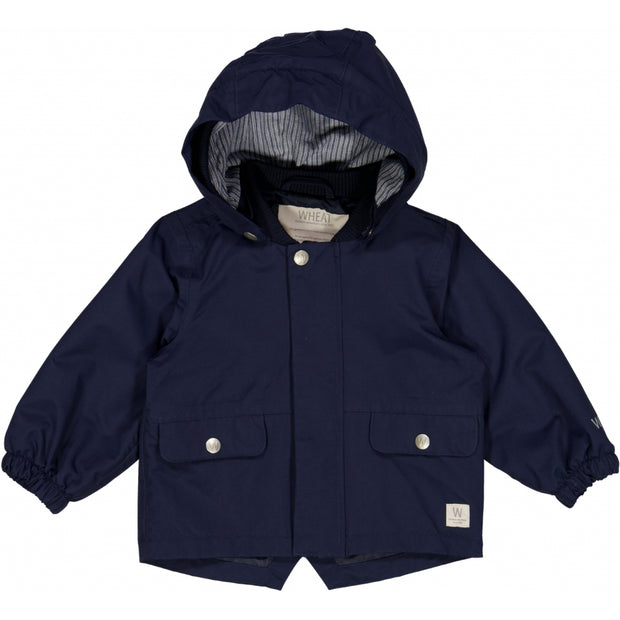 Wheat Outerwear Jakke Manou Jackets 1015 deep sea