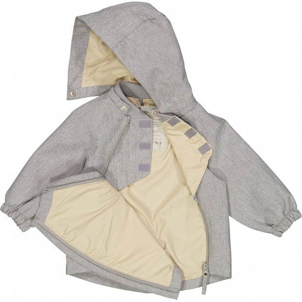 Wheat Outerwear Jakke Sveo Jackets 1207 dove melange